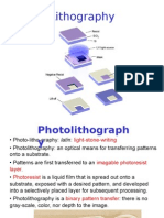 Photolithography Process