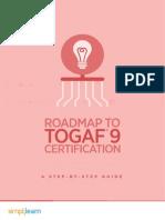 Togaf 9 Certified Study Guide Ebook