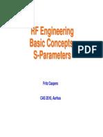 Caspers s Parameters