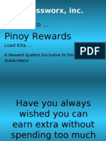 SMART Pinoy Rewards!