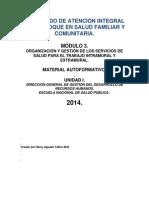 Diplomado de Atención Integral Modulo III Unidad 1