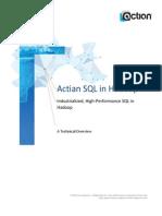 Actian SQL in Hadoop Whitepaper FINALDRAFT