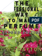 The Professional Way to Make Perfume Second Edition