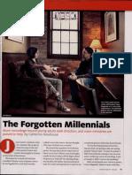 Los Milenials Olvidados