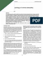 Cranial Physiology