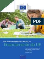 Guia Principiantes Financiamento UE