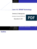 DRAM Technology