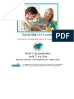 Daniel Island Academy Curriculum Booket