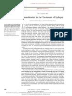 Cannabionoids in the Treatment of Epilepsy - NEJM