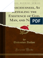 Consciousness as Revealing the Existence of God Man and Nature 1000125858