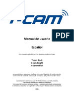 Manual Y Cam Black Knight White SP v3.25