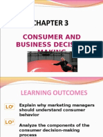 Consumer and Business Decision Making