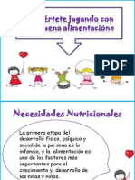 alimentacion escolar saludable en Paraguay
