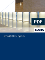 Physical Access System Brochure