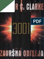 Arthur C. Clarke - 3001 Završna Odiseja