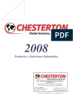 Catalogo 2009 Productos Chesterton
