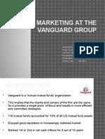 Vanguard SectionA Group1