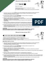 7.Manual de Instrucciones Varilla Mercedes 722.6 722.7 722.8 Herramienta Profesional