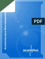 Catalogo electrodos de electrodiagnostico