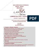 LAMPEA-Doc 2015 – numéro 24 / Vendredi 11 septembre 2015
