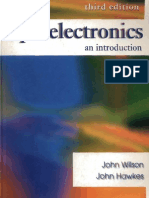 Wilson, Hawkes - Optoelectronics an Introduction (3rd Edition)