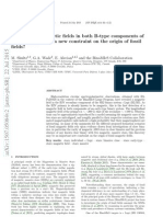 Detection of magnetic fields in both B-type components of the ε Lupi system