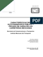 CARACTERISTICAS DEL TRANSPORTE CARRETERO EN MEX.pdf