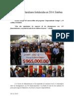03.12.2014 Empresas Familiares Fortalecidas en 2014 Esteban