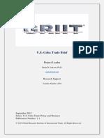 US-Cuba Trade Brief_Preview