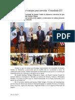 04.12.2014 Durango, Con Ventajas Para Invertir Consulado EU