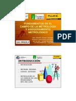 MetrologíaBiomédicaPUCP2013