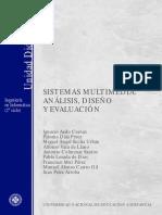 Sistemas Multimedia Analisis, Diseño y Evaluacion