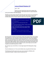 Memahami Bluescreen of Death Windows.doc