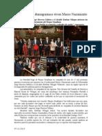 07.12.2014 Más de 22 Mil Duranguenses Viven Macro Nacimiento