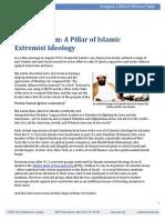 Anti Semitism a Pillar of Islamic Extremist Ideology