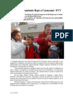 11.12.2014 Brigada Vitamínate Llegó a Cuencamé EVV