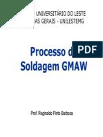 Processo de Soldagem GMAW