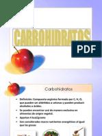 Carbohidratos Componentes de Los Vegetales