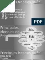Principales Modelos de La Etica