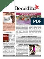 Informativo Benedita - Setembro 2015