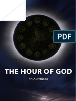 Sri Aurobindo Hour of God