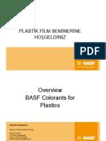 Colorants for Plastics BASF