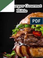 Hamburger Gourmet Bible Delici - Jake Rivers