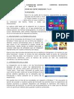 Diferencias Entre Windows 7 y 8