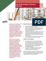 Information Technology General Controls Leaflet