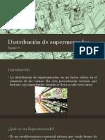 Distribución de Supermercados