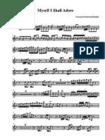Finale 2004b - [Myself I Shall Adore - 002 Violin