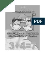 Sugerencias metodológicas multigrado