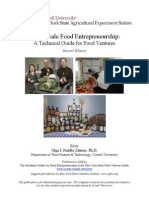 Small Scale Food Entrepreneurship Guide