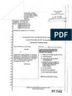 Tom Henderson lawsuit